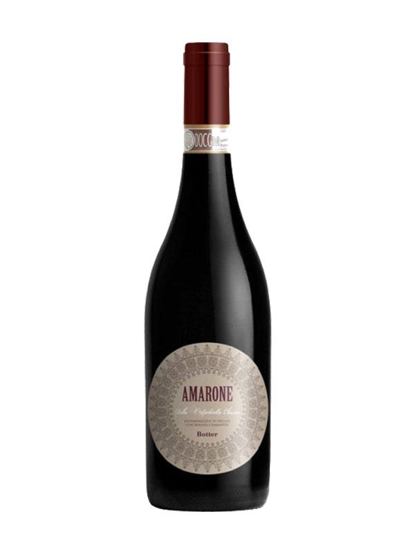 Amarone Valpolicella DOC Botter 2015 Veneto Italy