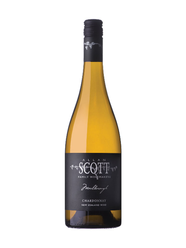 Allan Scott New Zeraland Marlborough Chardonnay