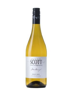 Allan Scott New Zealand Marlborough Pinot Gris Pinot Grigio