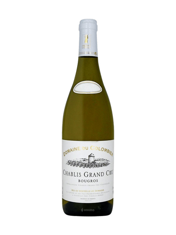 Chablis Grand Cru 2017 'Bourgros' Domaine du Colombier Burgundy France