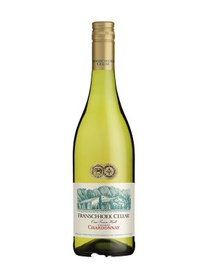 Franschhoek Cellar Our Town Hall Unwooded Chardonnay 2019 Western Cape South Africa