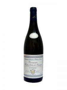 """Hautes Cotes de Beaune Blanc """"Clos du Bois Prevot"""" 2017 Burgundy France"""