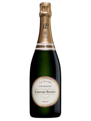 Laurent Perrier La Cuvee Brut Champagne France NV-0