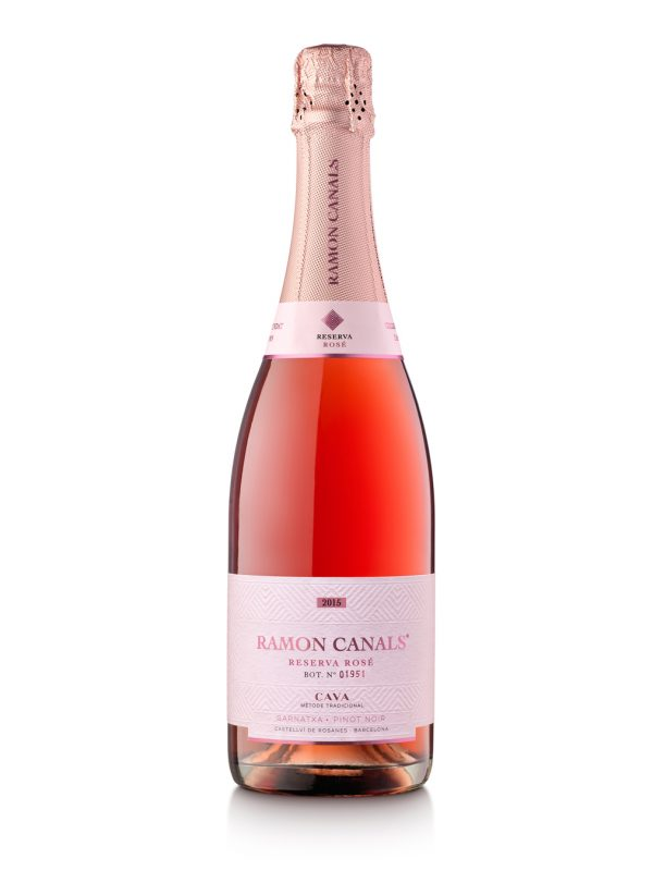 Canals Canals Classic Rose 2018 Cava, Penedes, Spain-0