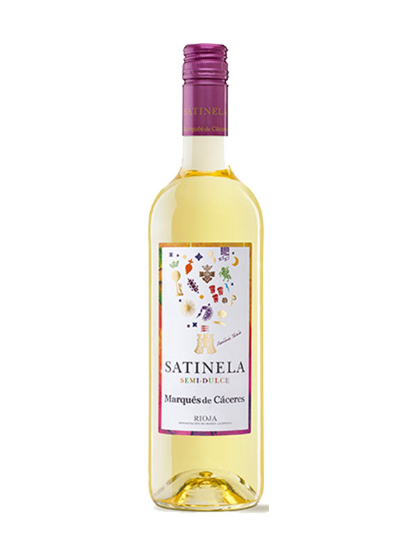 Marques De Caceres Satinela Semi-Sweet 2018 Rioja Spain