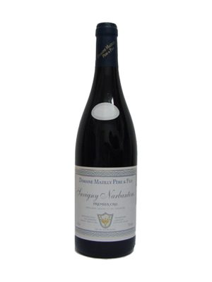 Savigny Narbantons Premier Cru Mazilly 2018 Burgundy France