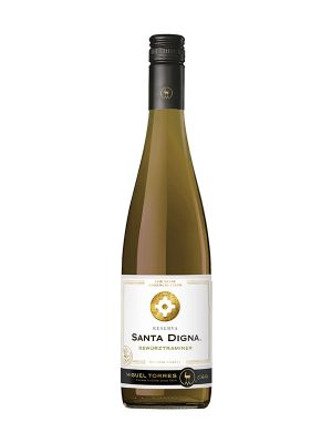 Torres Santa Digna Reserva Gewurztraminer 2017 Central Valley Chile