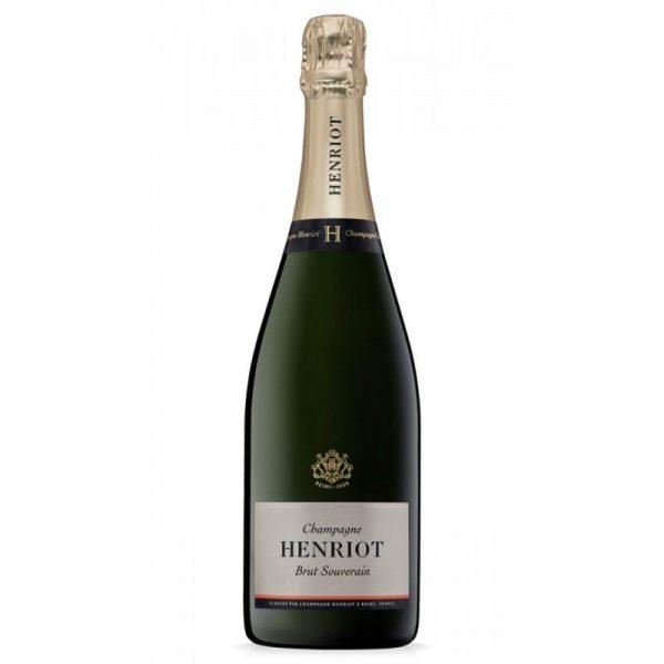 Henriot Brut Souverain Champagne France-0