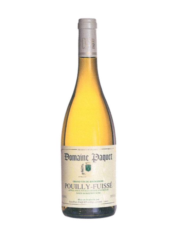 Domaine Paquet Pouilly-Fuisse