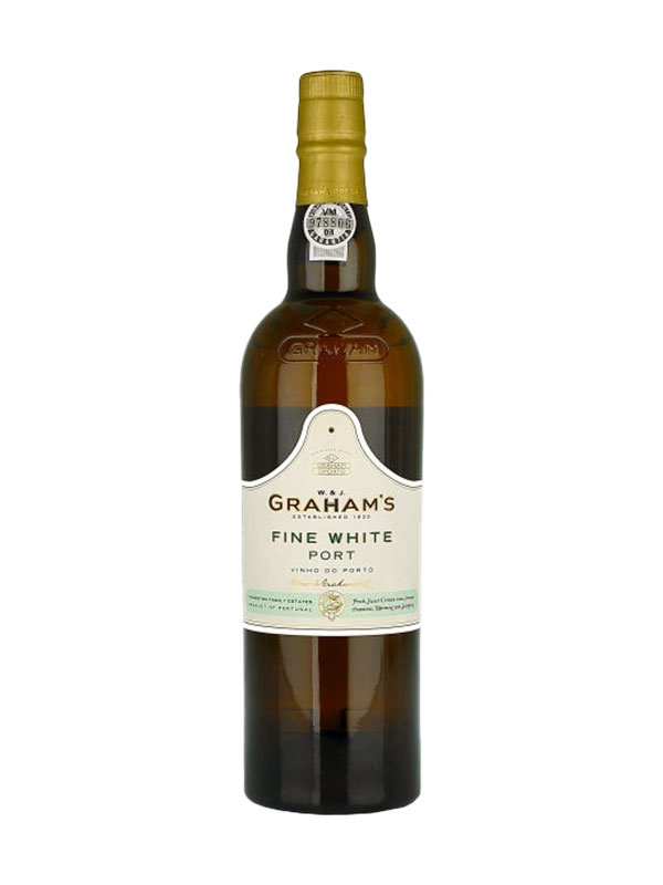 Grahams White Port