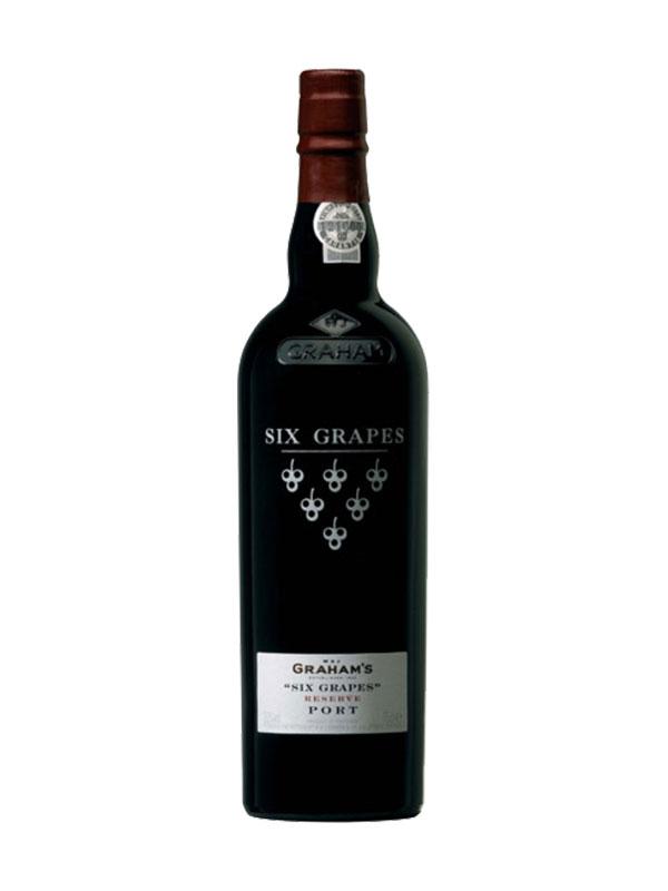 Grahams six grapes