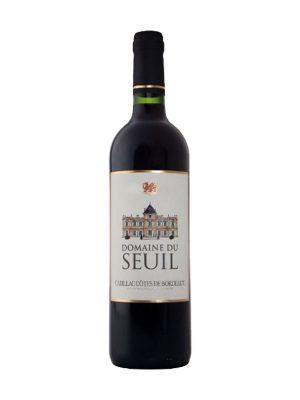Domaine du Seuil Cadillac Cotes de Bordeaux 2017