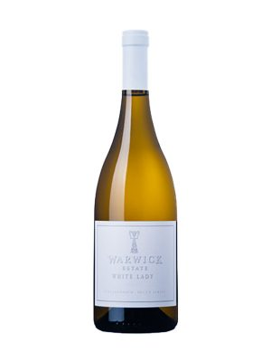 Warwick Estate White Lady Chardonnay 2018, Stellenbosch South Africa