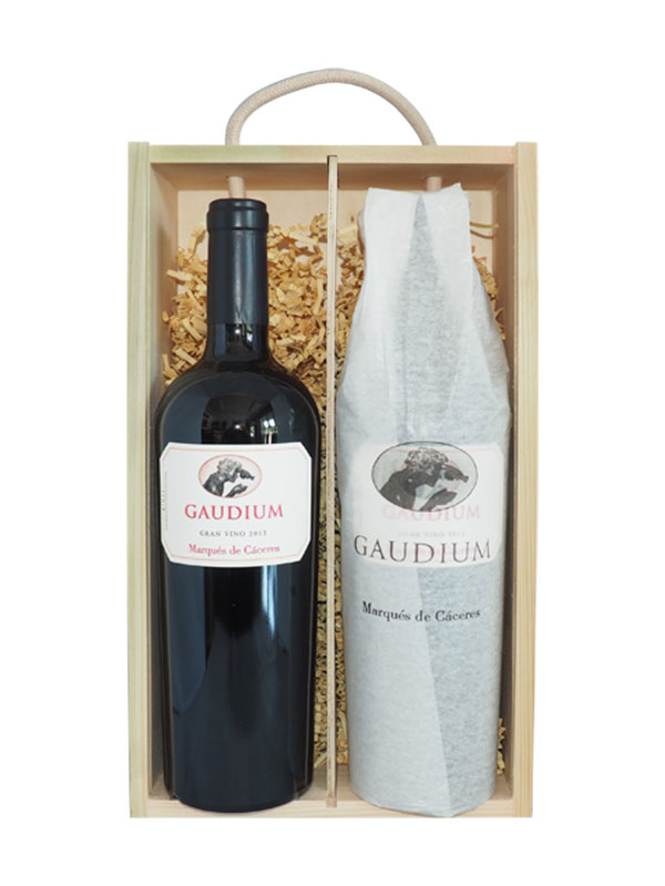 Marques de Caceres Gaudium Duo (Gift Boxed)
