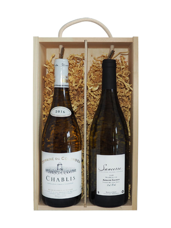 French Classics: Chablis & Sancerre (Gift Boxed)