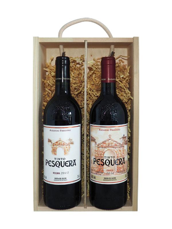 Pesquera Crianza & Reserva (Gift boxed)