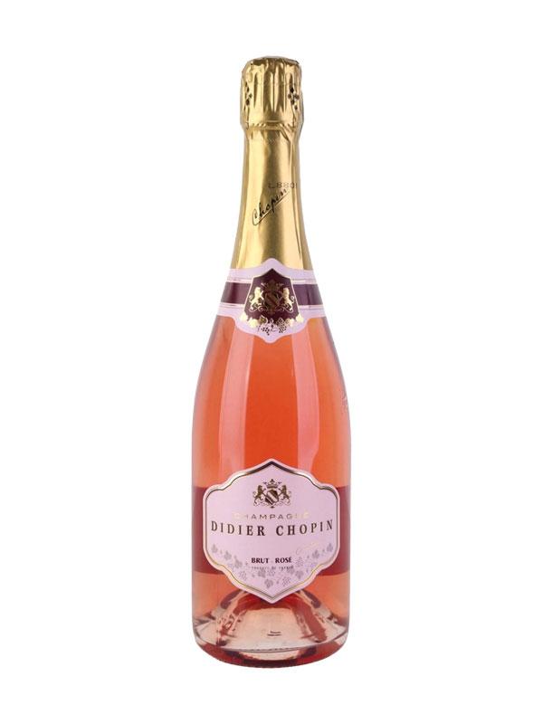 Didier Chopin Rosé Brut NV Champagne