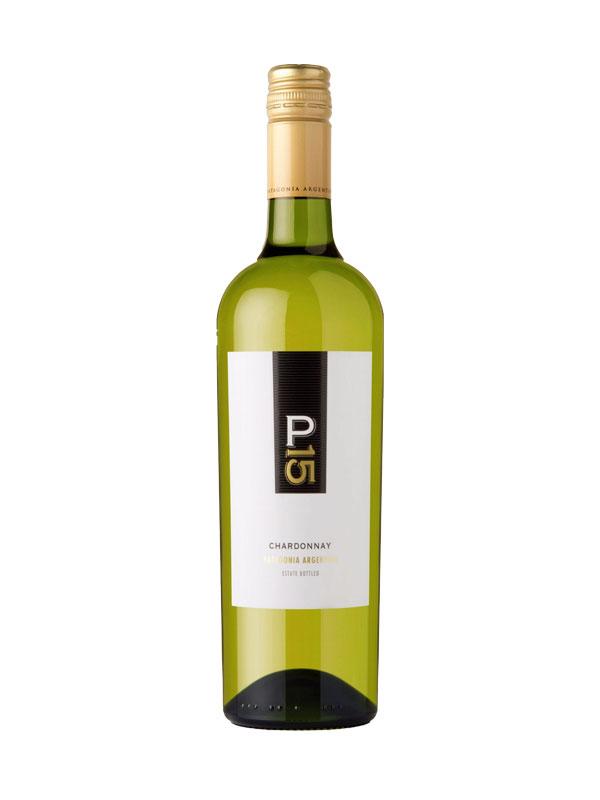 P15 Chardonnay 2018, Patagonia