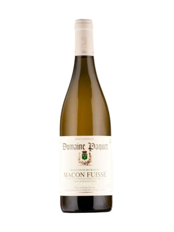 Domaine Paquet Macon-Fuisse 2018 Burgundy France