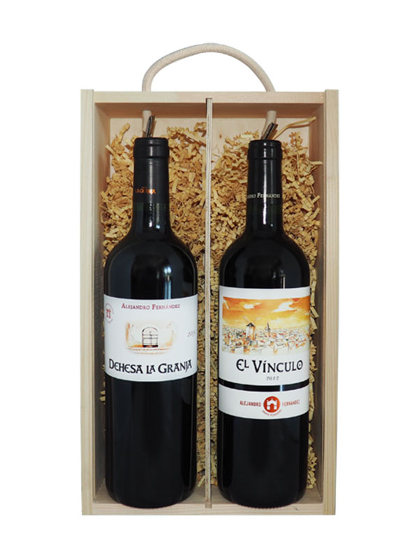 Alejandro Fernandez: The King of Tempranillo (Gift Boxed)