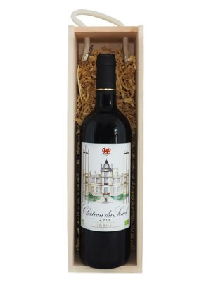 Chateau du Seuil Graves Rouge Bordeaux France (Gift Boxed)