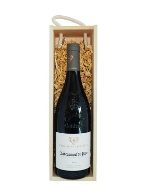 Chateauneuf du Pape Domaine Arnesque Cuvee 'Capelane' Southern Rhone France (Gift Boxed)