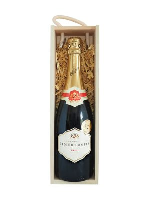 Didier Chopin Champagne France NV (Gift Boxed)
