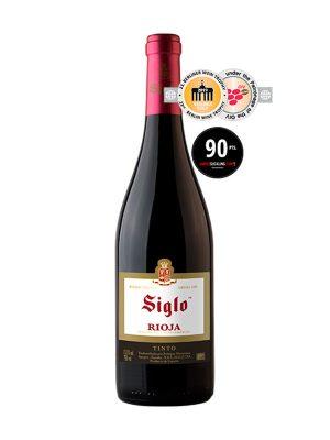 Siglo Tinto Rioja Tempranillo