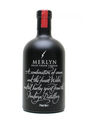 Merlyn Welsh Cream Liqueur-0