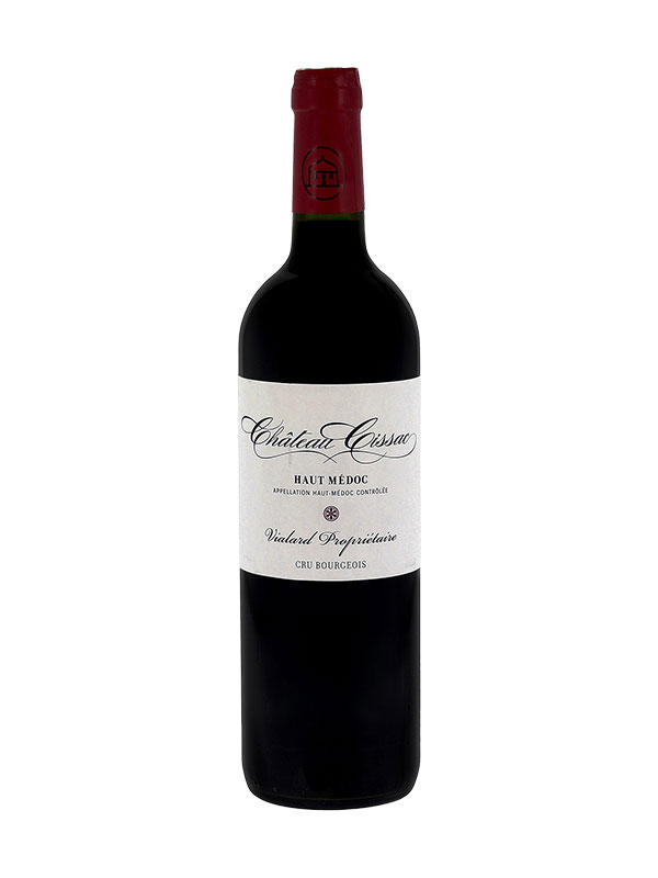 Chateau Cissac Haut-Medoc Cru Bourgeois Bordeaux 2017