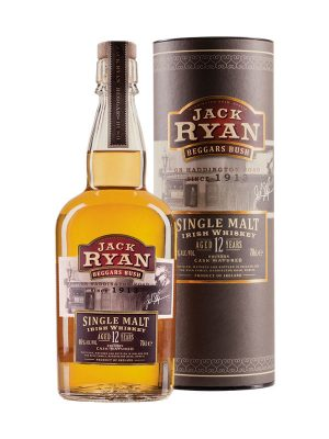 Jack Ryan 12 Year Old Dublin Ireland 70cl