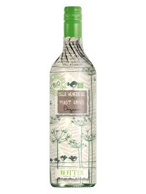 Botter Pinot Grigio Delle Venezie DOC 2018 ORGANIC