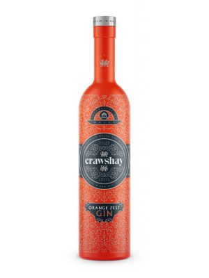 Crawshay Orange Zest 70cl Gin