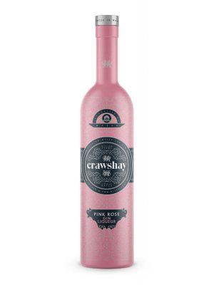 Crawshay Pink Rose 50cl Gin Liqueur
