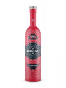 Crawshay Strawberry Gin 70cl