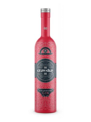 Crawshay Strawberry Gin 70cl
