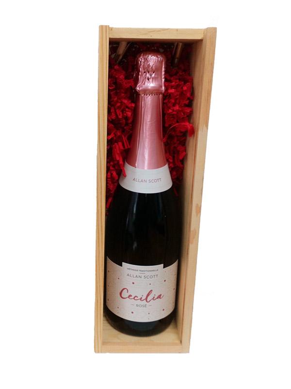Allan Scott Cecilia Rose (Gift Boxed)