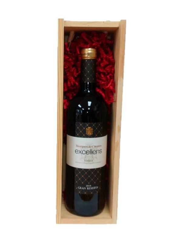 Marques de Caceres Excellens Gran Reserva Rioja (Gift Boxed)
