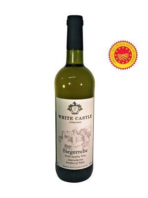 White Castle Vineyard Siegerrebe 2018, Llanvetherine Wales