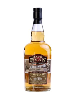 Jack Ryan - Haddington - 11 Year Old Rum Cask Finish, Dublin Ireland 70cl