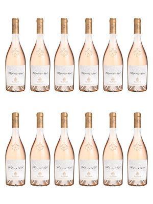 Caves d'esclans Whispering Angel Cotes De Provence Rose - Dozen