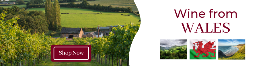 online wine merchant fine wines direct UK selling wine from Wales