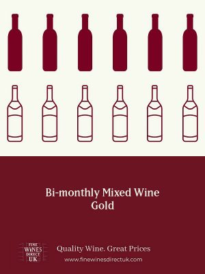 Bi-monthly Mixed Wine - Gold