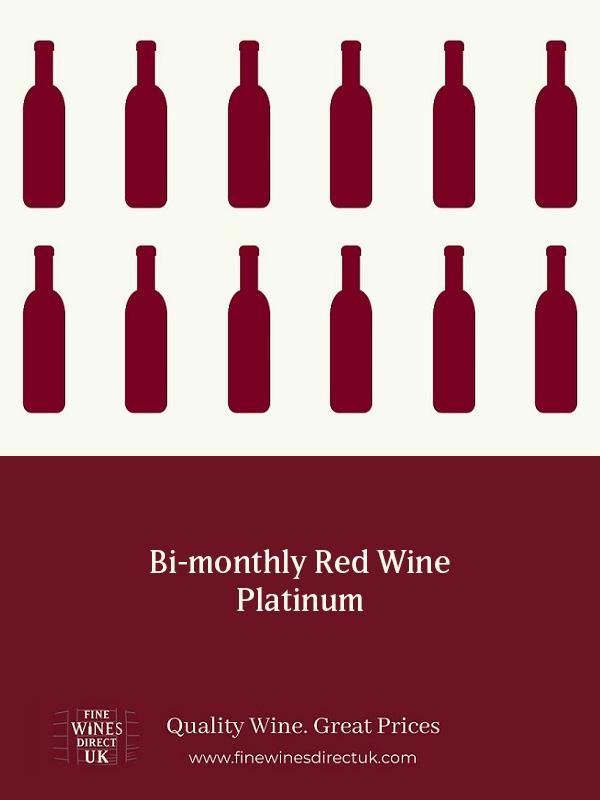 Bi-monthly Red Wine - Platinum