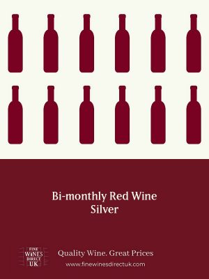 Bi-monthly Red Wine - Silver