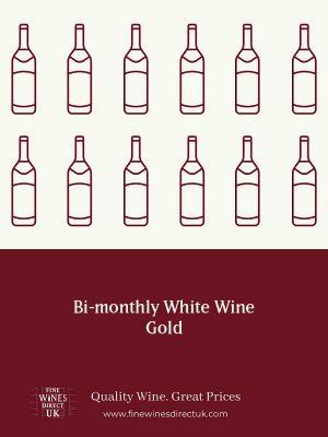 Bi-monthly White Wine - Gold