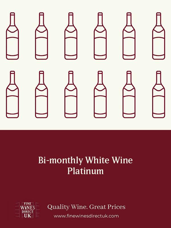 Bi-monthly White Wine - Platinum