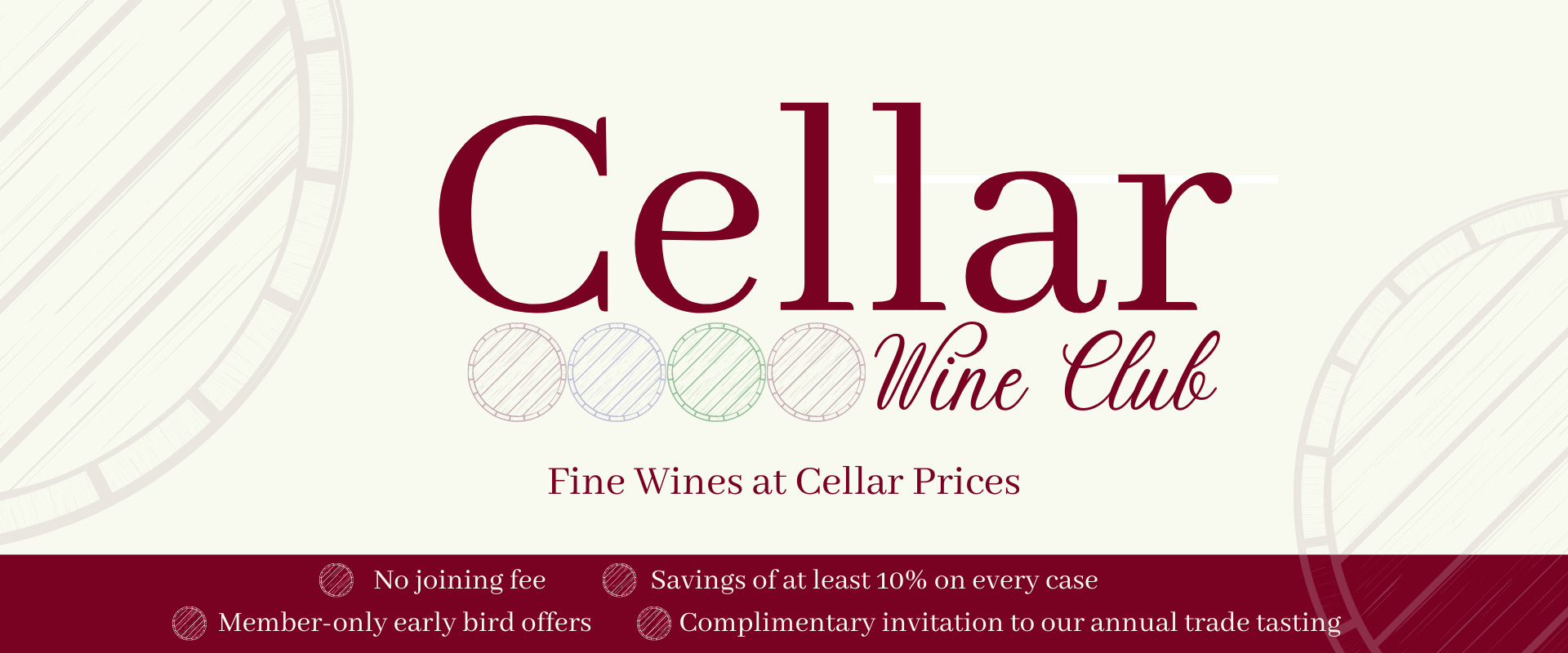 Cellar Wine Club