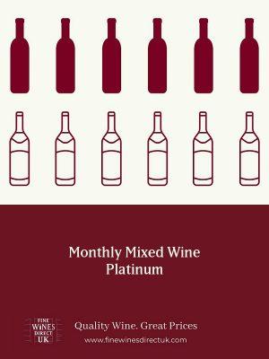 Monthly Mixed Wine - Platinum
