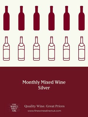 Monthly Mixed Wine - Silver